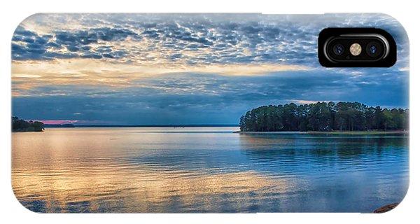 Mackerel Sunset IPhone Case