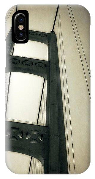 Mackinac Bridge 2.0 IPhone Case