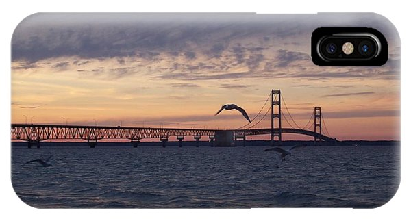 iPhone Case - Mackinac by Red Cross