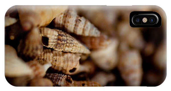 Macro Shells IPhone Case