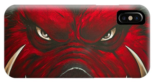 Mad Hog IPhone Case