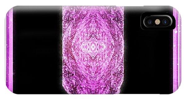 Science Fiction iPhone Case - Digital Sky by Imran Raja