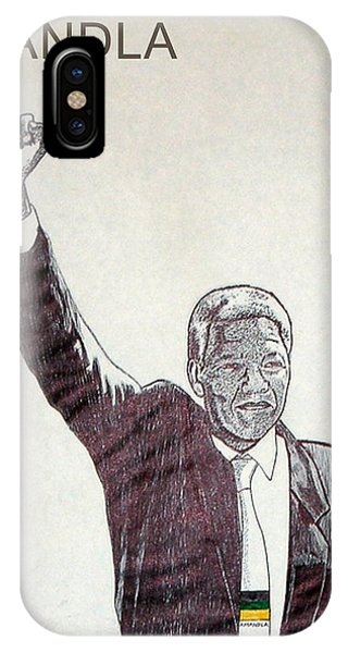 Madiba IPhone Case