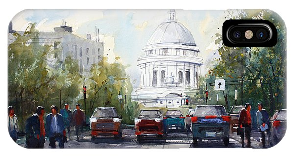 Capitol iPhone Case - Madison - Capitol by Ryan Radke