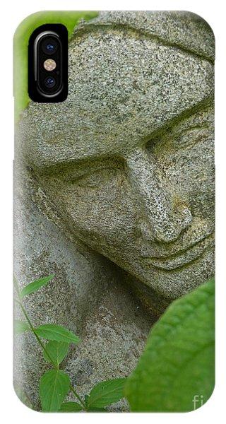 Madonna Sculpture  IPhone Case