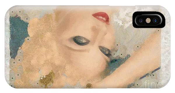 Madonna Wow IPhone Case