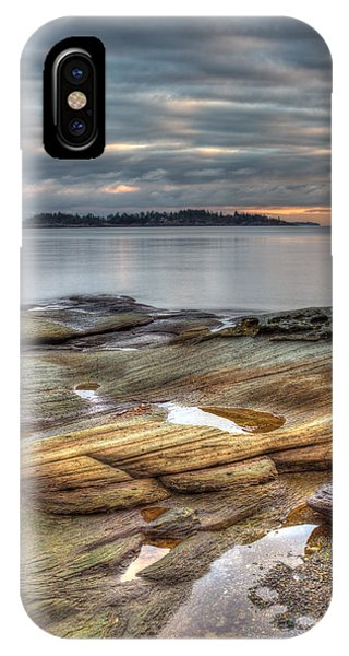 Madrona Sunrise IPhone Case