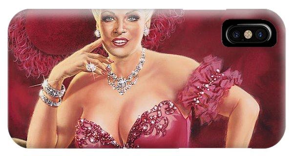 Mae West IPhone Case