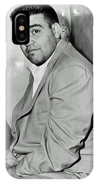 Mafioso Vincent Gigante 1956 IPhone Case