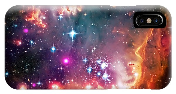 Magellanic Cloud 2 IPhone Case