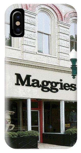 Maggie's IPhone Case