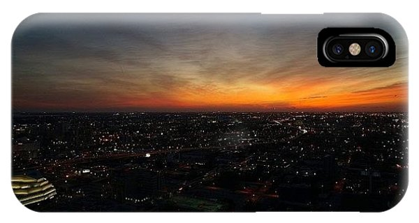 Iger iPhone Case - Magic City - Miami by Joel Lopez