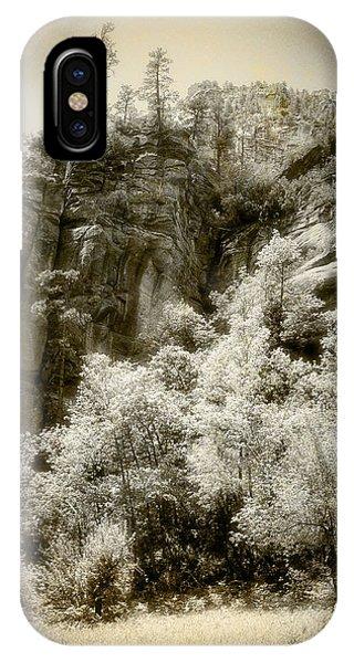 Magic Cliffs Outside Sedona IPhone Case