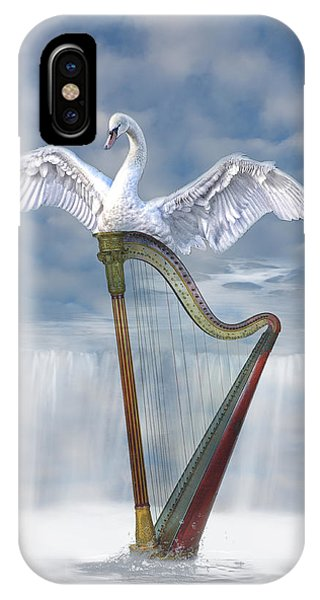 Magic Harp  IPhone Case