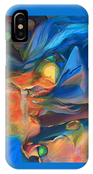 Magic In The Air - Art Only IPhone Case
