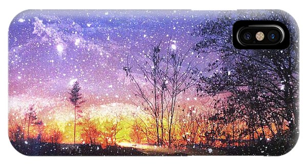 Magic Of Maine IPhone Case