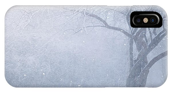 Winter iPhone Case - Magic Of The Season by Carrie Ann Grippo-Pike