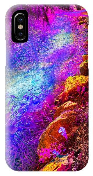 Magic Pathway II IPhone Case