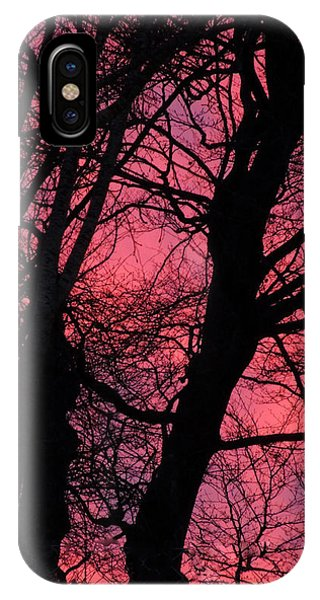 IPhone Case featuring the photograph Magic Sunset  by Colette V Hera  Guggenheim