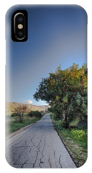 Magician Path IPhone Case