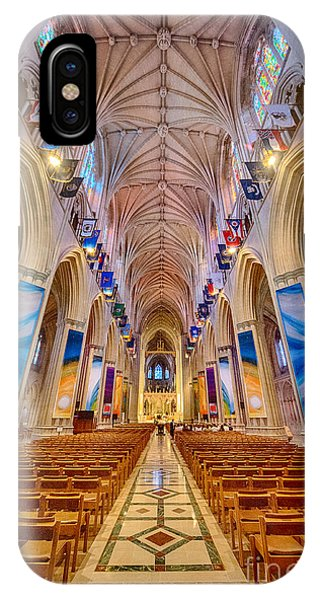 Magnificent Cathedral II IPhone Case