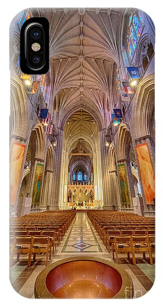 Magnificent Cathedral V IPhone Case
