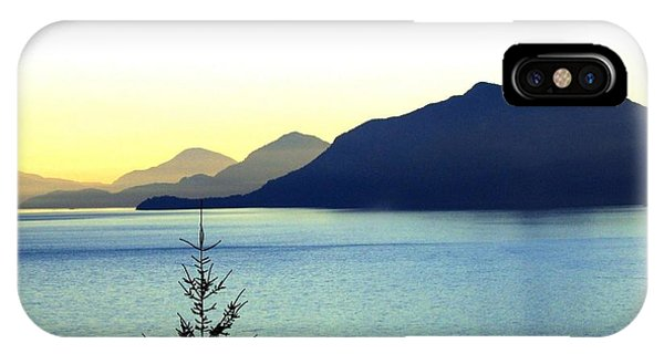 Magnificent Howe Sound IPhone Case