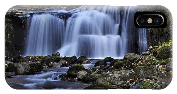 Magnificent Waterfall IPhone Case