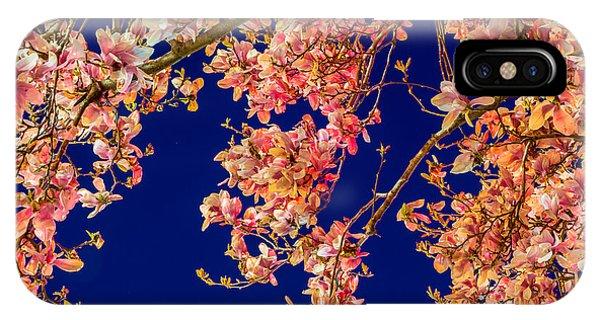 Magnolia - Redlight  IPhone Case