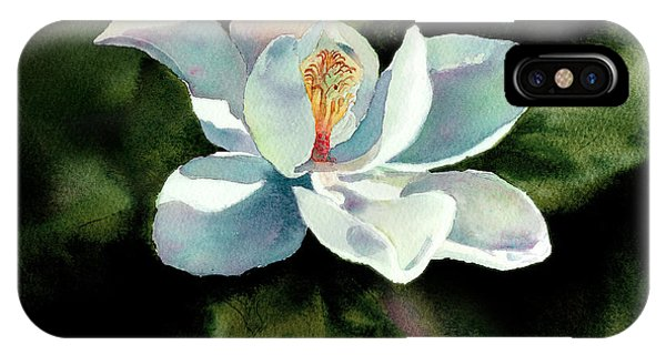 Magnolia At Starwood Glen IPhone Case