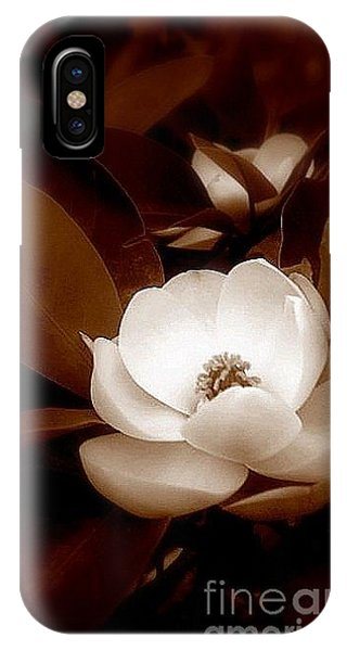 New Orleans Magnolia Beauty IPhone Case