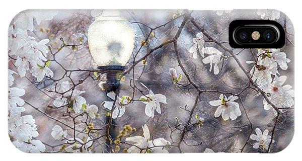 Magnolia Impression Blend IPhone Case