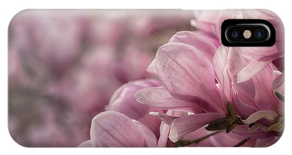 Magnolia Layers IPhone Case