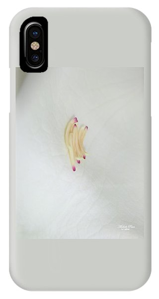 Magnolia Matches IPhone Case