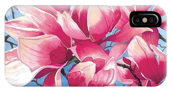 Magnolia Medley IPhone Case