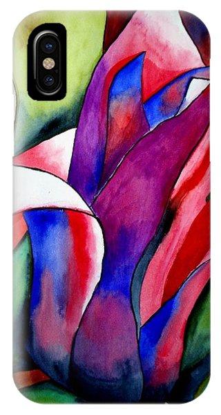 Magnolia Phone Case by Sacha Grossel