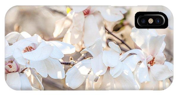 Magnolia Spring 2 IPhone Case