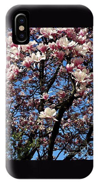 Magnolias IPhone Case