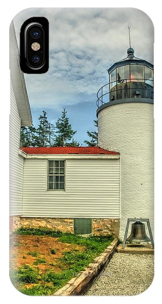 Maine Lighthouse IPhone Case