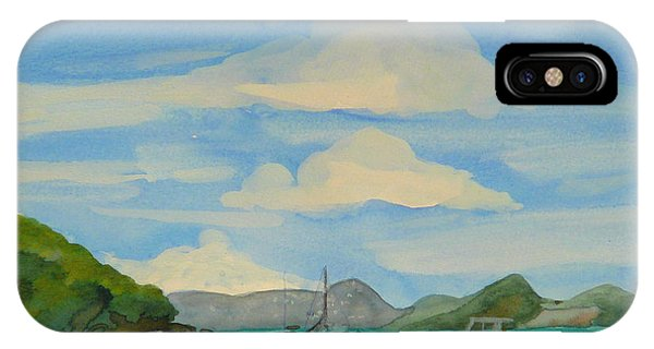 Maine Phone Case by Valerie Lynch