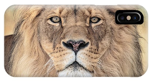 Majestic King IPhone Case