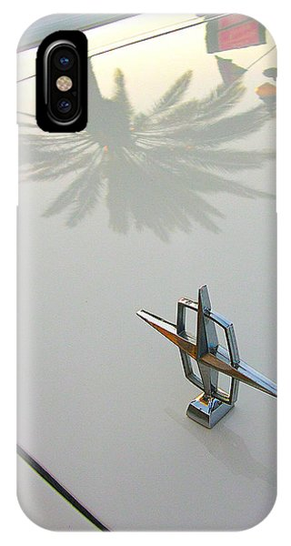 Majestic Lincoln Phone Case by Michael Baum