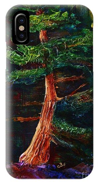 Majestic Pine IPhone Case