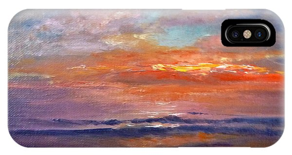 Majestic Sunrise IPhone Case
