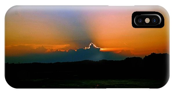Majestic Sunset IPhone Case