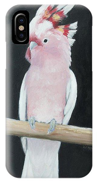 Major Mitchell Cockatoo IPhone Case