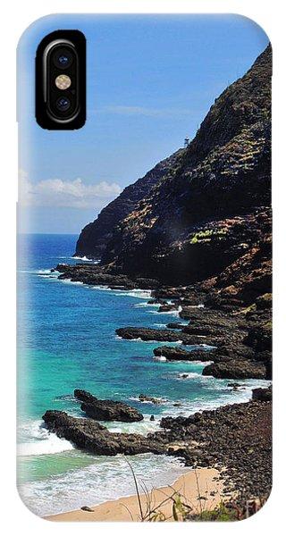 Makapu'u Beach 2 IPhone Case