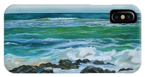 Makapu'u 3 IPhone Case