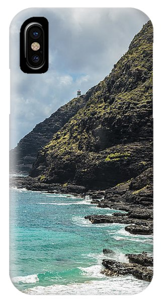 Makapuu Point 1 IPhone Case