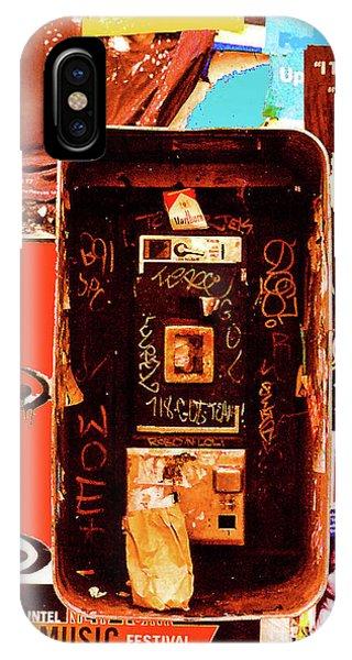 Make A Phone Call IPhone Case
